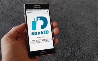BankID mobiltelefon